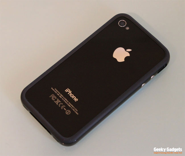 Apple iPhone 4 Bumper Case Review