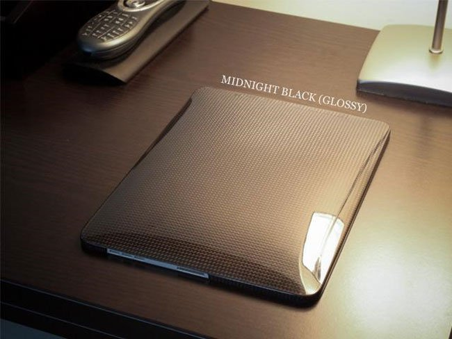monCarbone Carbon Fiber iPad Case