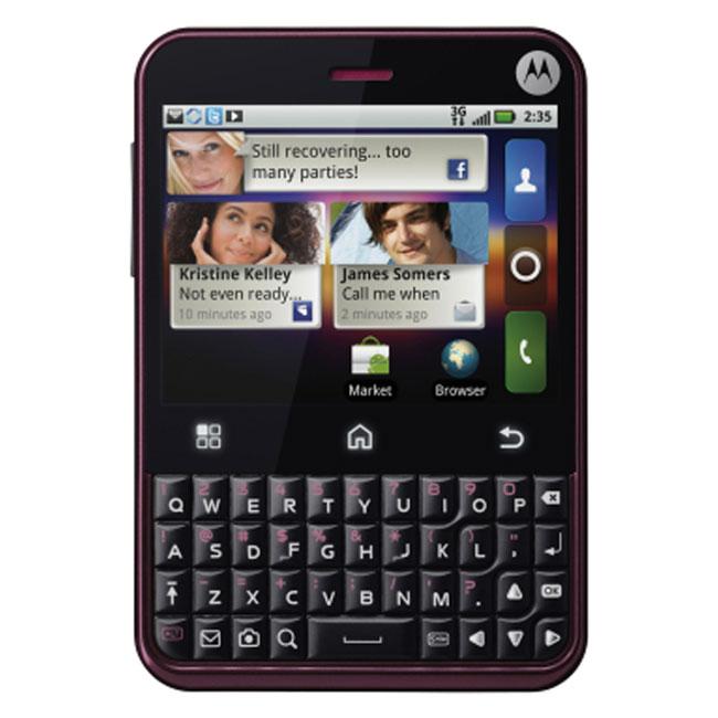 Motorola Charm Android Smartphone