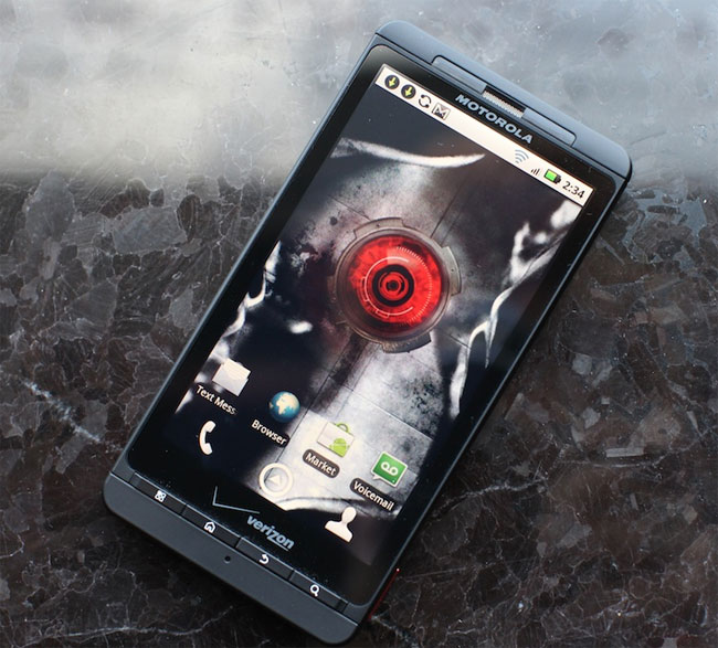 Droid X Gets One Click Rooting Application