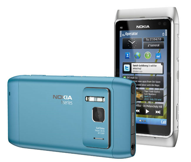 Nokia N8 Headed To T-Mobile UK