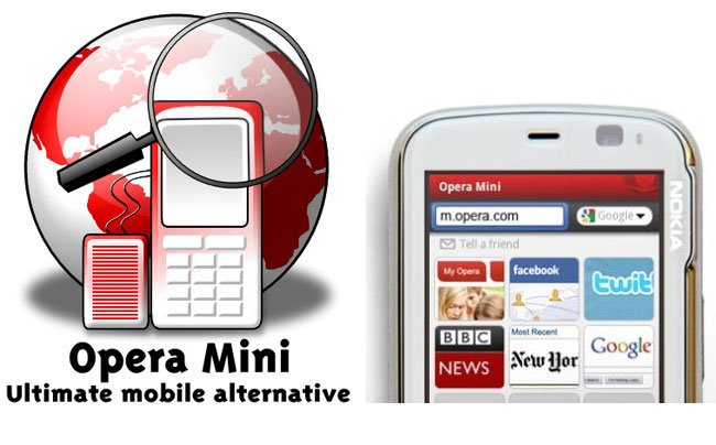 Android Opera Mini 5.1