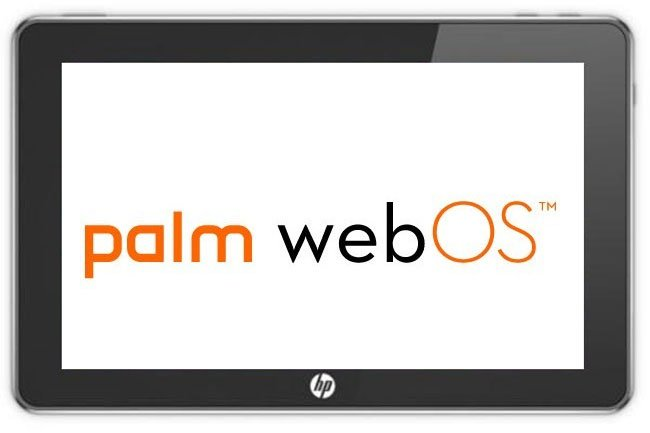 palmpad webos tablet