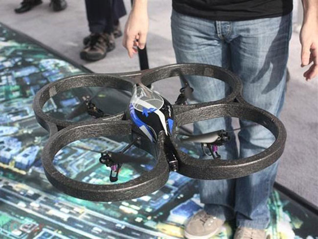 Parrot AR Drone Now Available To Pre-order