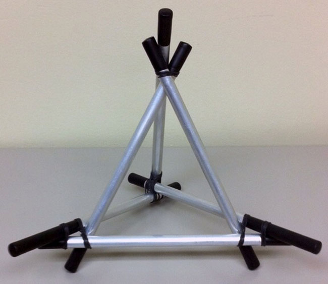 Pencil iPad Stand Reloaded