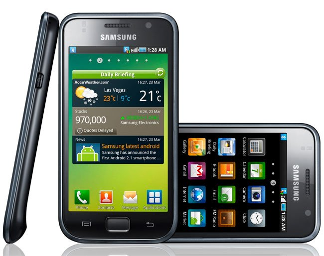 Samsung Sells One Million Galaxy S Smartphones