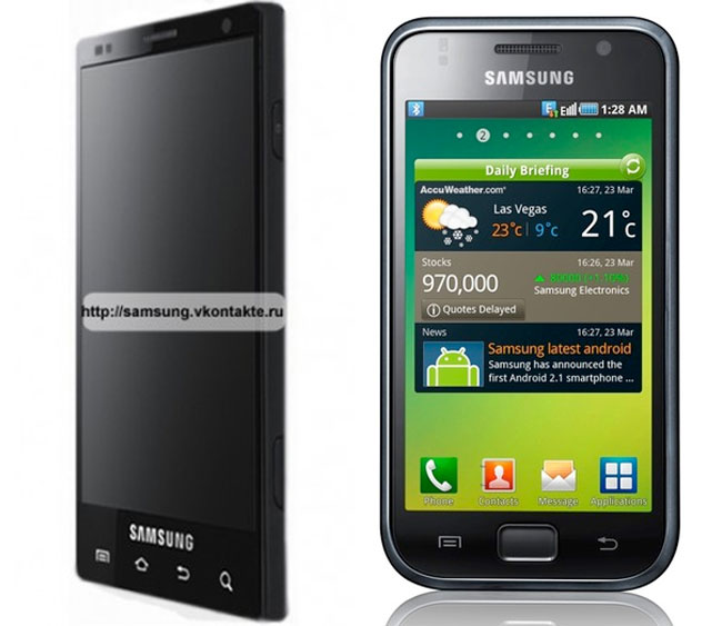 Samsung Galaxy S2, Android 3.0 And A 2GHz Processor