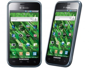 Samsung Vibrant (Galaxy S) Now Available From T-Mobile USA