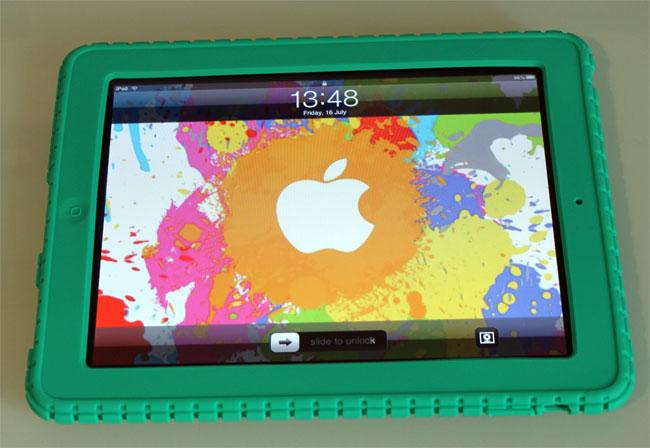 Speck PixelSkin iPad