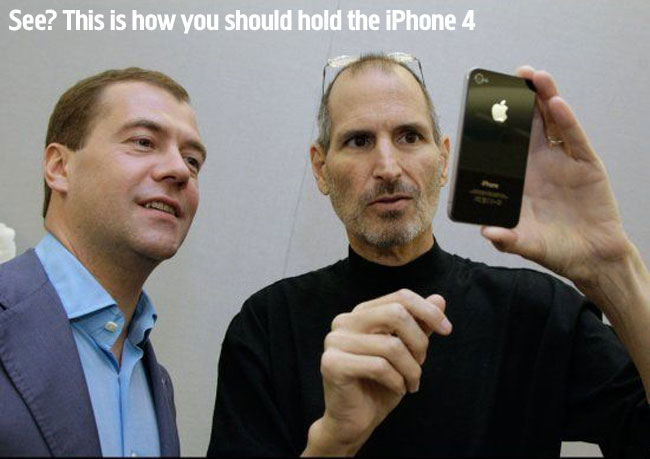 Steve Jobs Latest iPhone 4 Email Is A Fake According To Apple