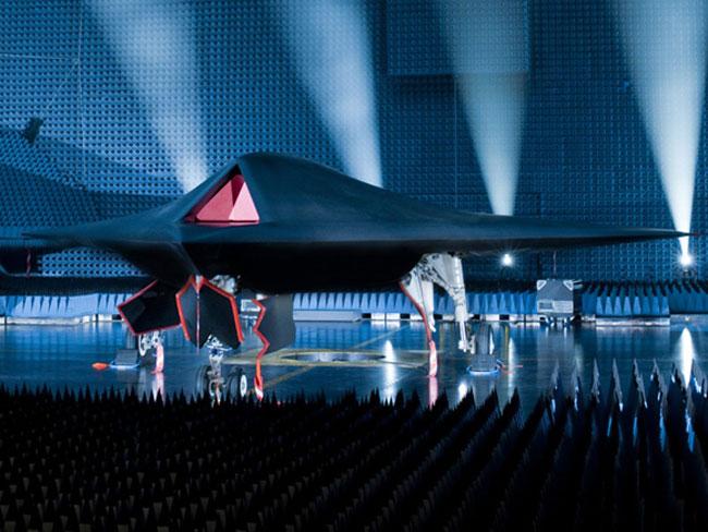 UK MOD Unveils New Unmanned Combat Air Vehicle