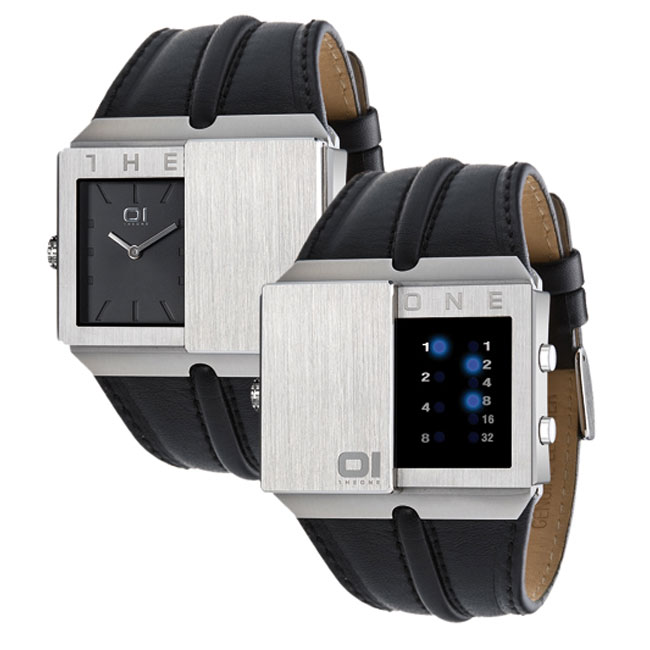 The One Binary Watch