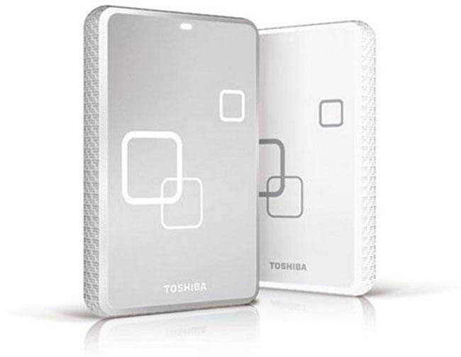Toshiba Canvio Mac