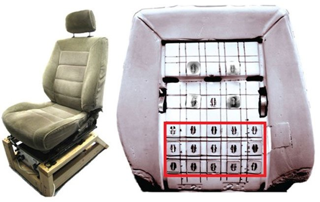 Vibrating Car Seats Designed To Prevent Accidents