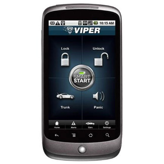 Viper SmartStart App Now Available for Android Smartphones