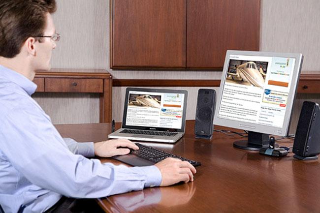 Warpia Ships New Wireless Laptop Dock Geeky Gadgets