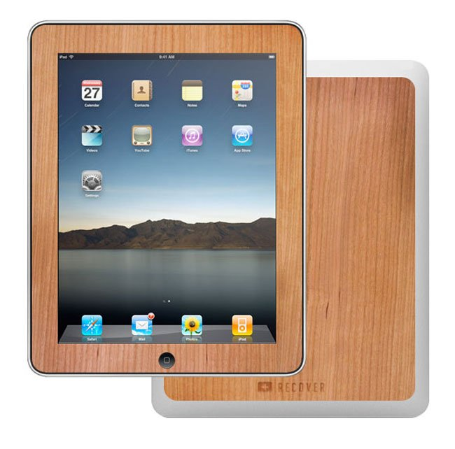 Recover Wooden Macbook, iPad And iPhone Skins