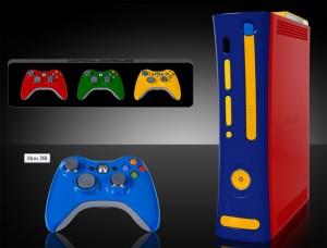 New Microsoft Xbox 360 Gets The Colorware Treatment