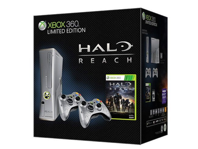 Xbox 360 Halo : Reach Limited Edition