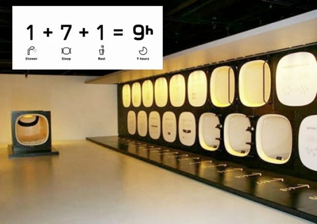 9hrs Capsule Hotel