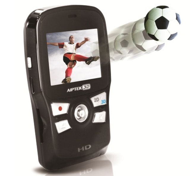 Aiptek 3D Pocket 3D Camcorder