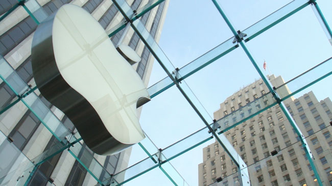 Apple Retail Stores Up 72.8