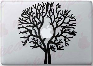 Apple Tree MacBook Decal