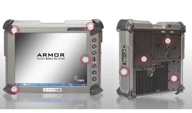 Armor X10gx Rugged Tablet