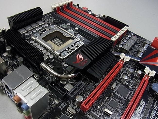 Asus Rampage III Formula Motherboard