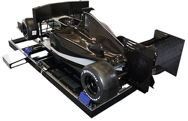 Brd 06 Full Car Racing Simulator