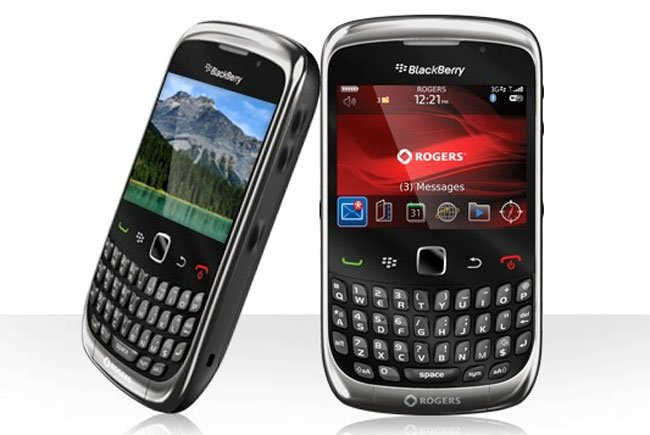 BlackBerry Curve 3G 9300 Smartphone Gets Official