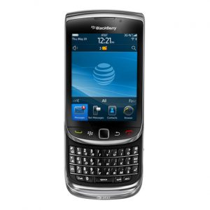 BlackBerry Torch 9800 Coming To Vodafone UK