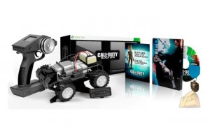 Call Of Duty: Black Ops Prestige Comes Complete with RC Surveillance Vehicle (video)