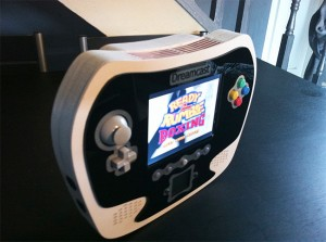 DIY Portable Dreamcast Mod