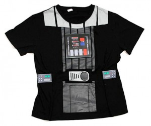 Light-Up Darth Vader T-Shirt