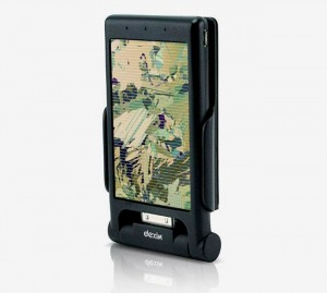 Dexim P-Flip iPhone Solar Charger