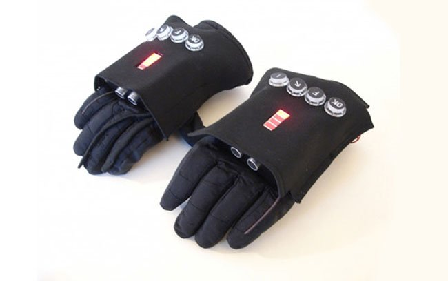 FireFighter Communication Gloves