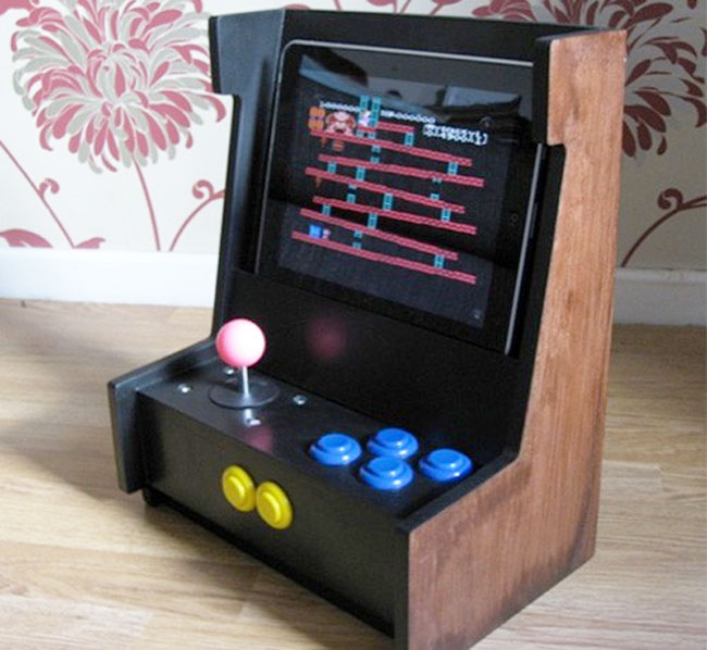 Freekade iPad Arcade Cabinet For Sale On Ebay (video)