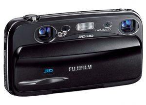 Fujifilm FinePix W3 3D Compact Camera