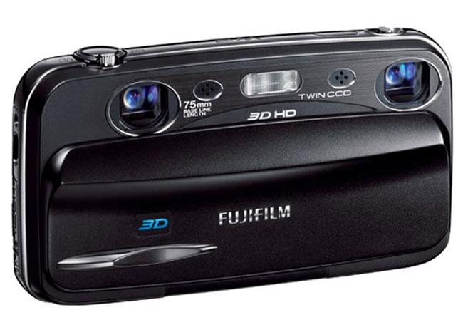 Fujifilm FinePix W3 3D Compact=