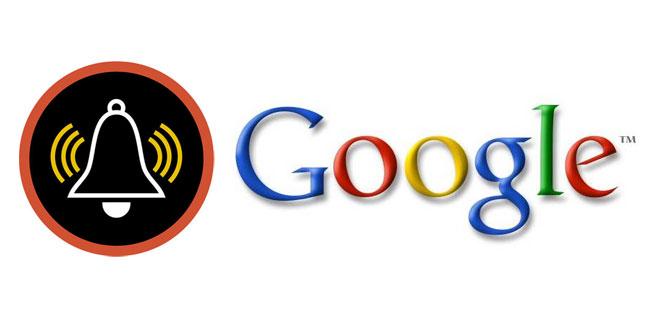 Google Alarm Firefox
