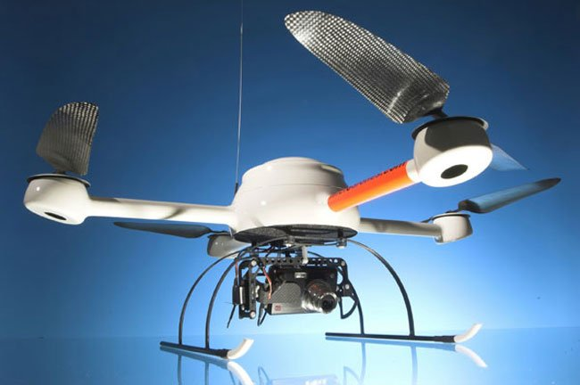 Google Buys A Microdrone Unmanned Flight Drone