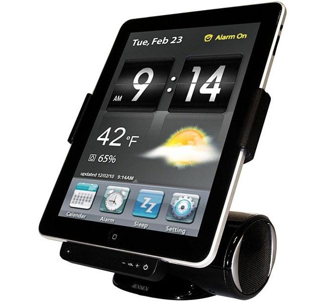 Jensen JiPS-250i iPad Dock