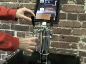 KegMate iPad Powered Beer Monitor (video)