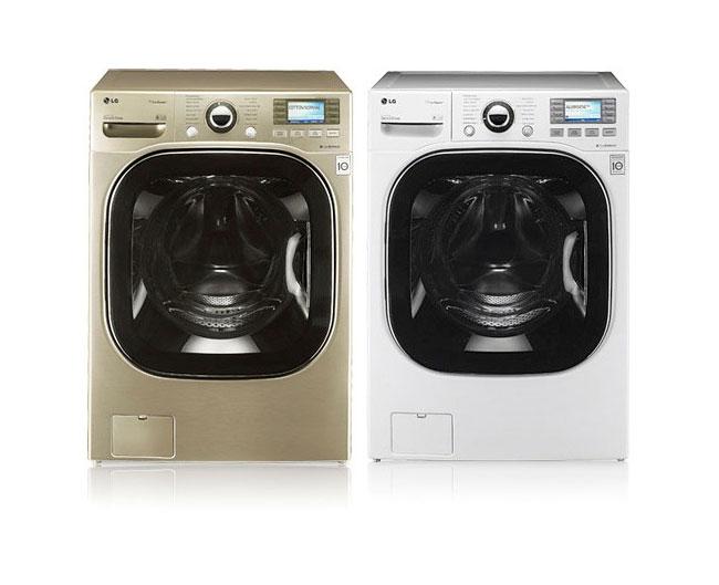 LG Singing Washer Dryer