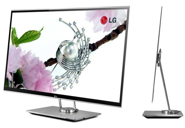 LG To Show Off 31 Inch OLED 3D TV At IFA