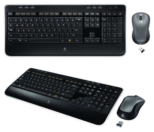 Logitech MK520 Wireless Keyboard And Mouse Combo