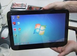MasterPad Windows 7 Tablet