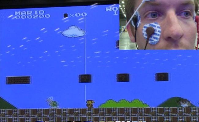 NES-Eye-control