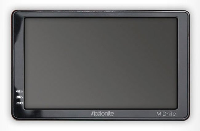 Nationite MIDnite Android Tablet